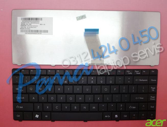 Acer Aspire 4332 klavye