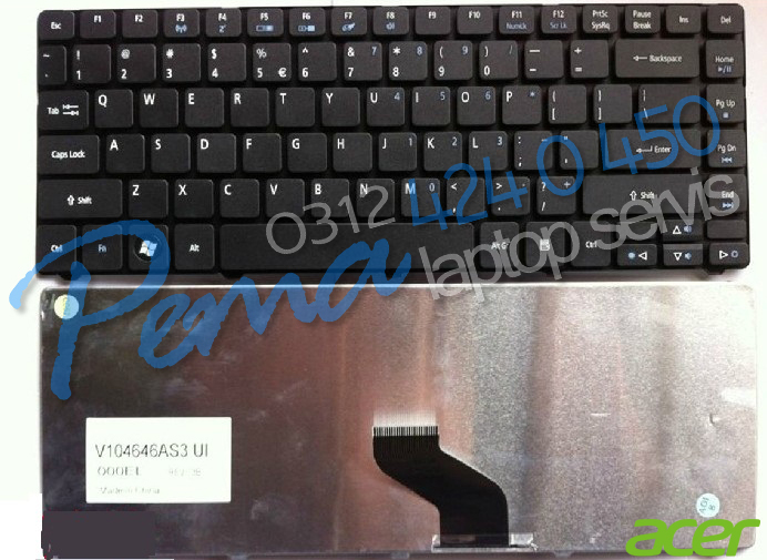 Acer Aspire 4410 klavye