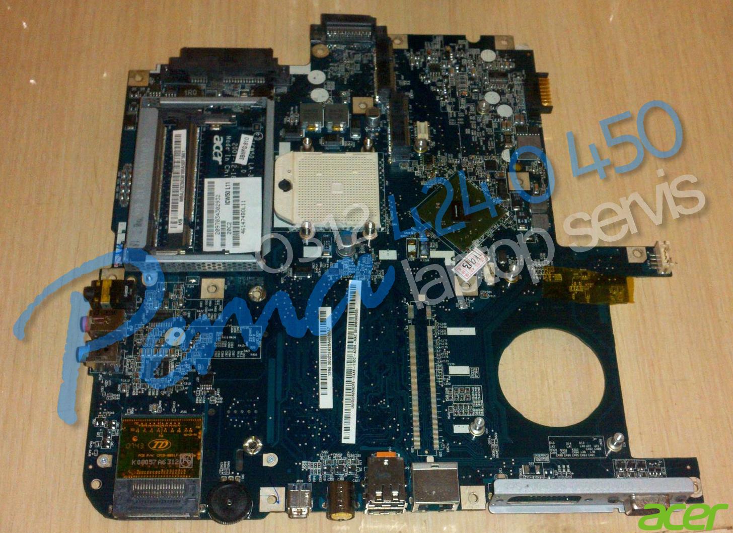 Acer Aspire 5220 Anakart