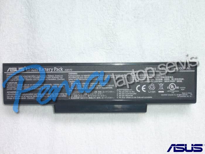 Asus F3 batarya
