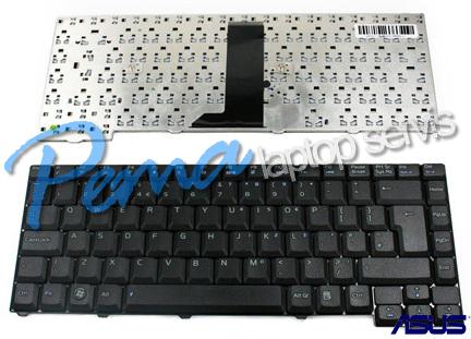 Asus F3 klavye