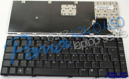 Asus F8 klavye