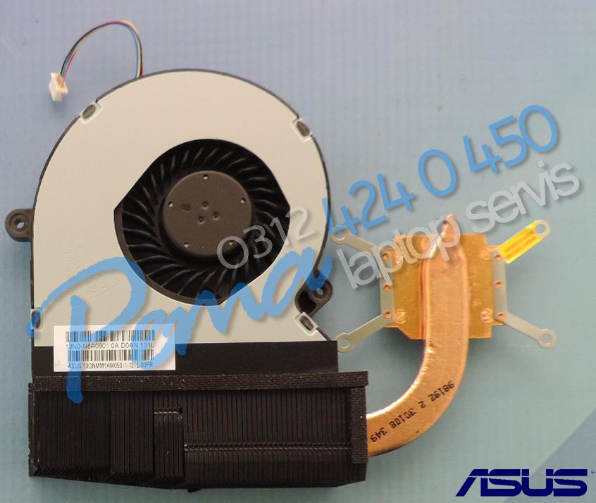 Asus G46 fan
