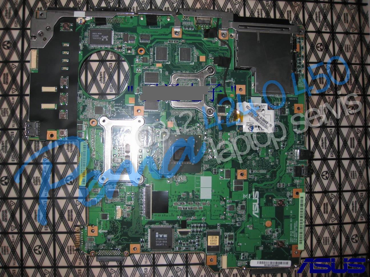 Asus N50 Anakart