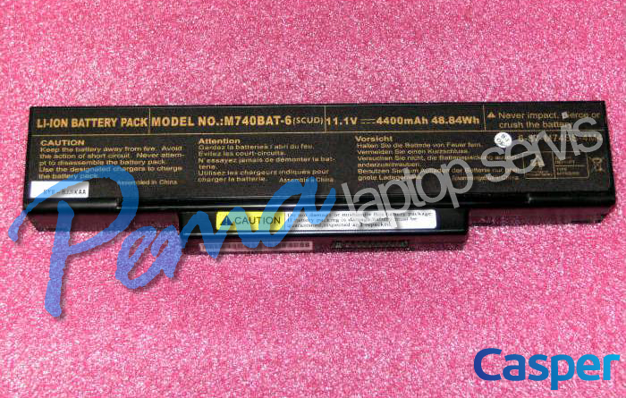Casper HW1 batarya