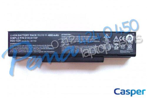 Casper Tw7 batarya