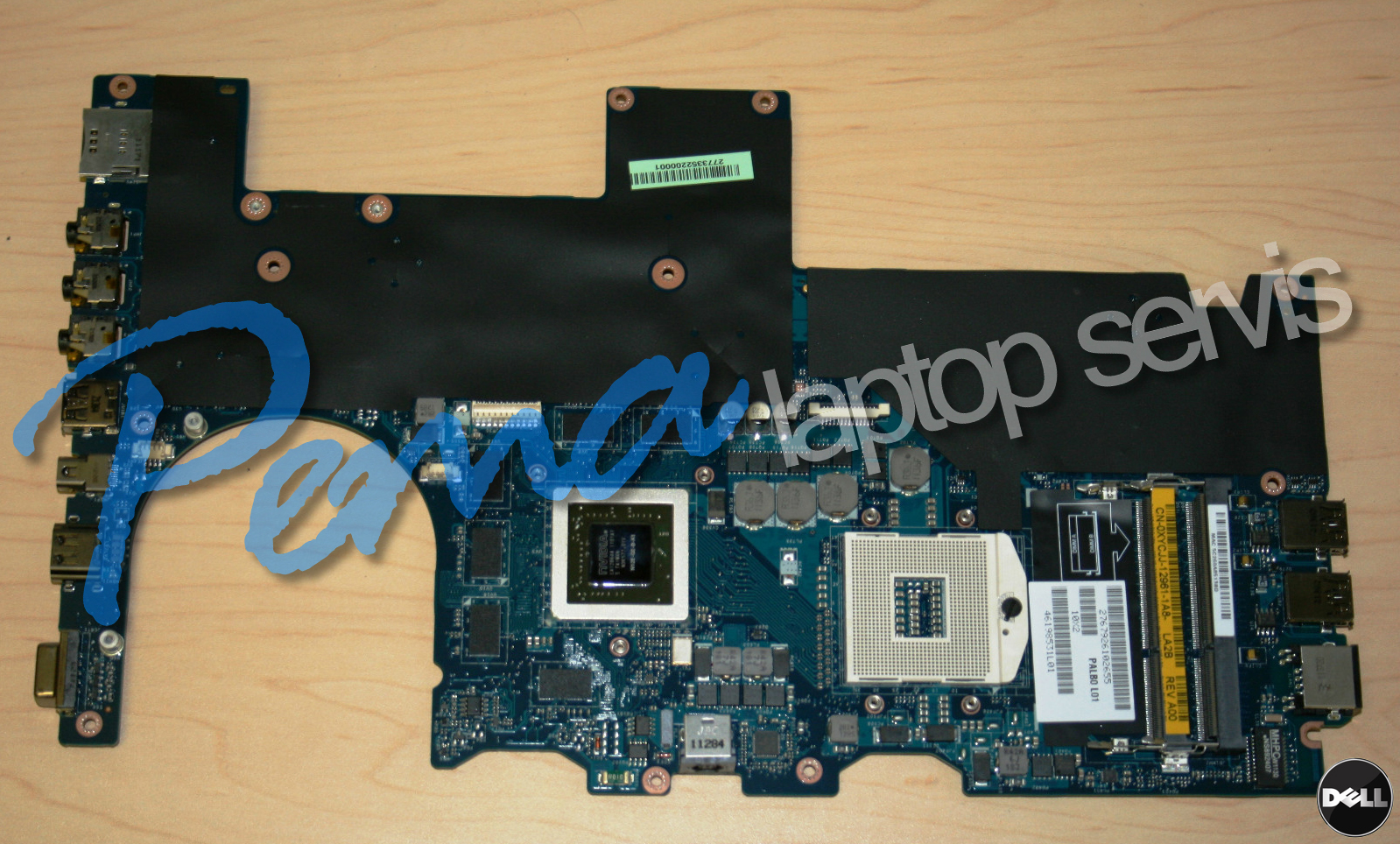 Dell ALIENWARE M14X anakart