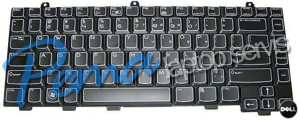 Dell ALIENWARE M14X klavye