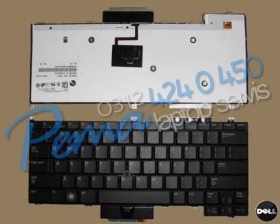 Dell Latitude E4300 klavye