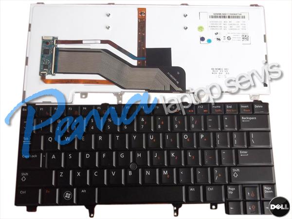 Dell Latitude E6420 klavye
