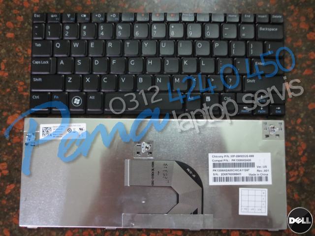 Dell Mini 1018 klavye