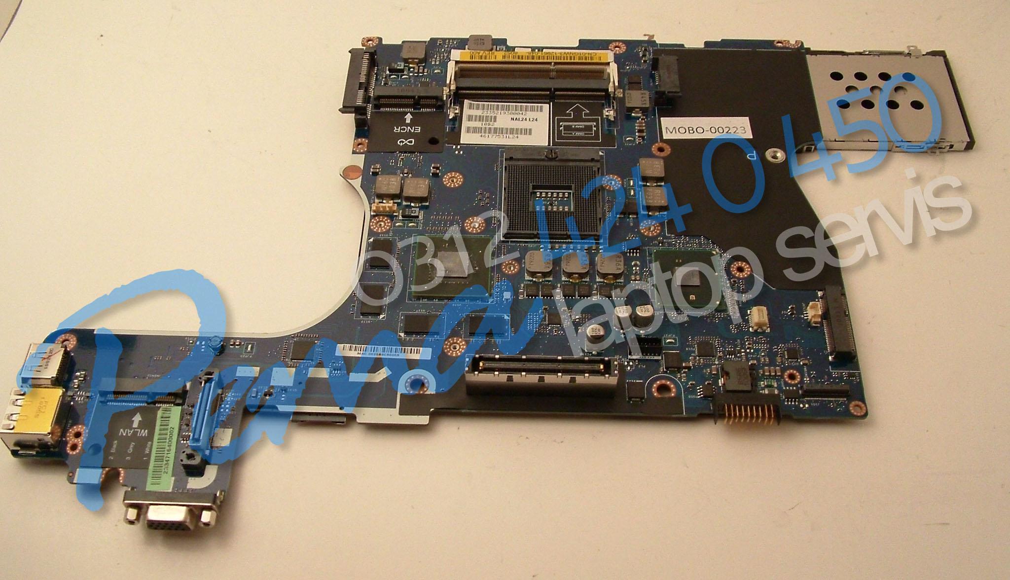 Dell Precision M4500 anakart