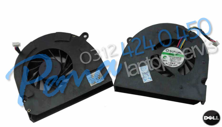 Dell XPS 1645 fan