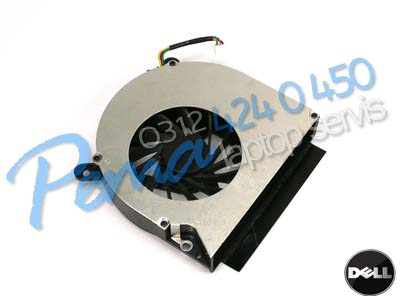 Dell XPS M1730 fan