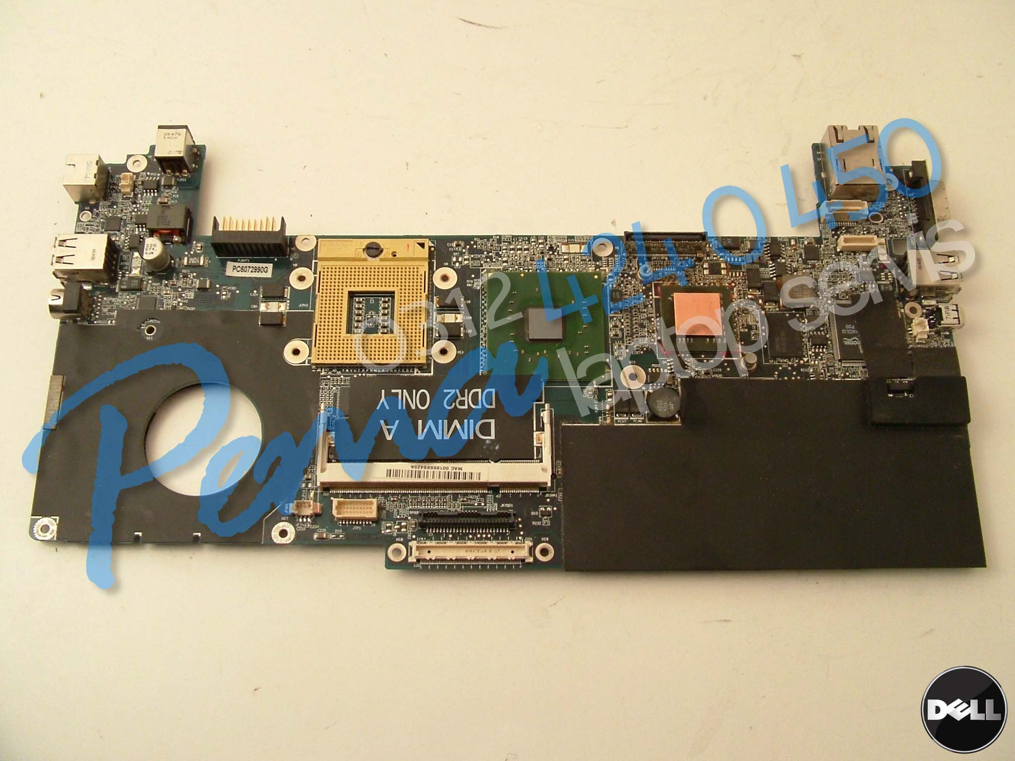 Dell Xps M1210 anakart