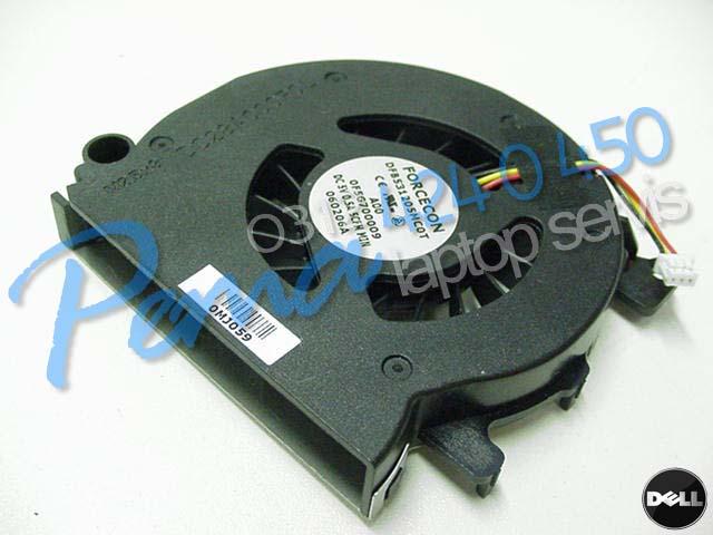 Dell Xps M1210 fan