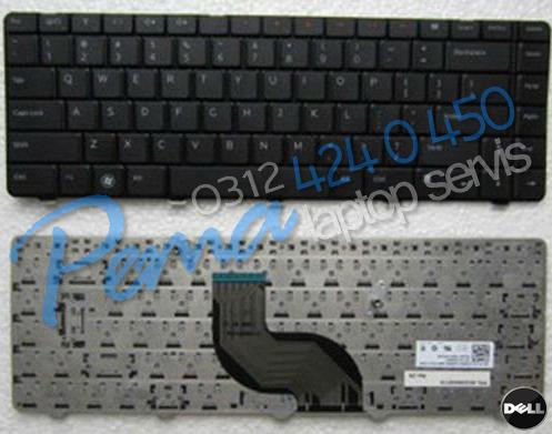 Dell inspiron 14v 14r klavye