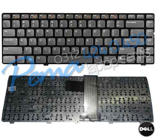Dell inspiron n411x klavye