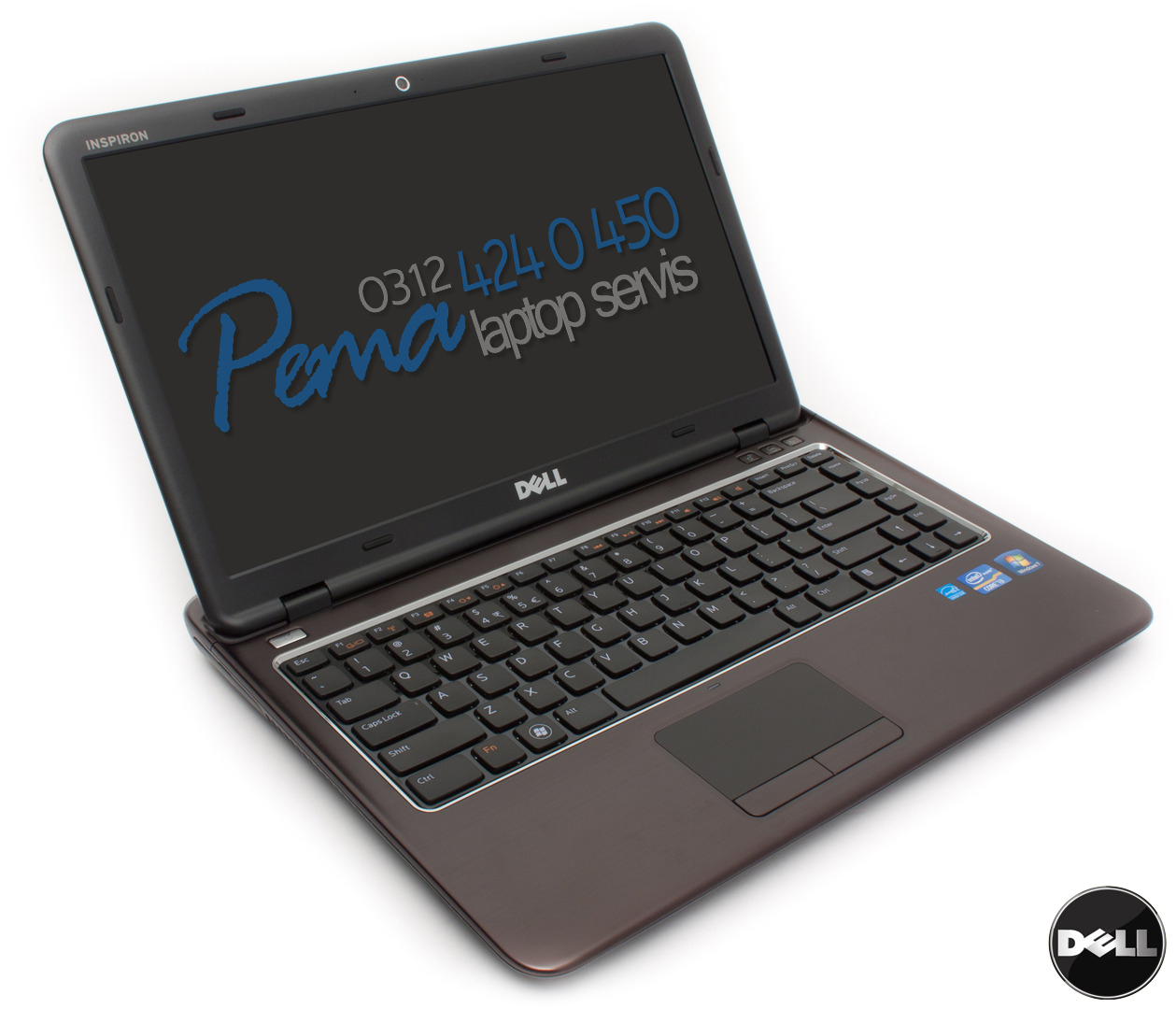 Dell inspiron n411x