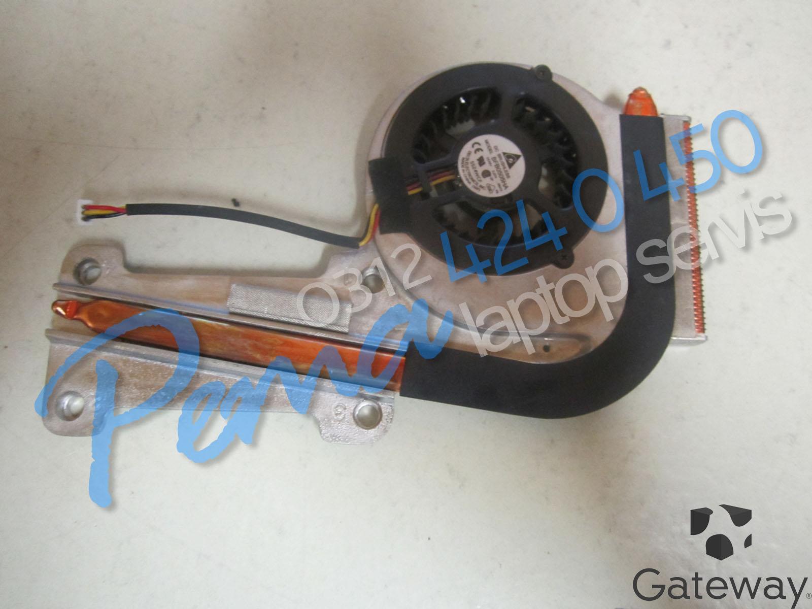 Gateway M210 fan