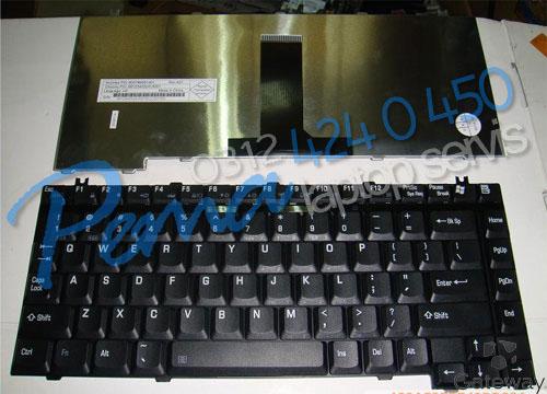 Gateway M210 klavye