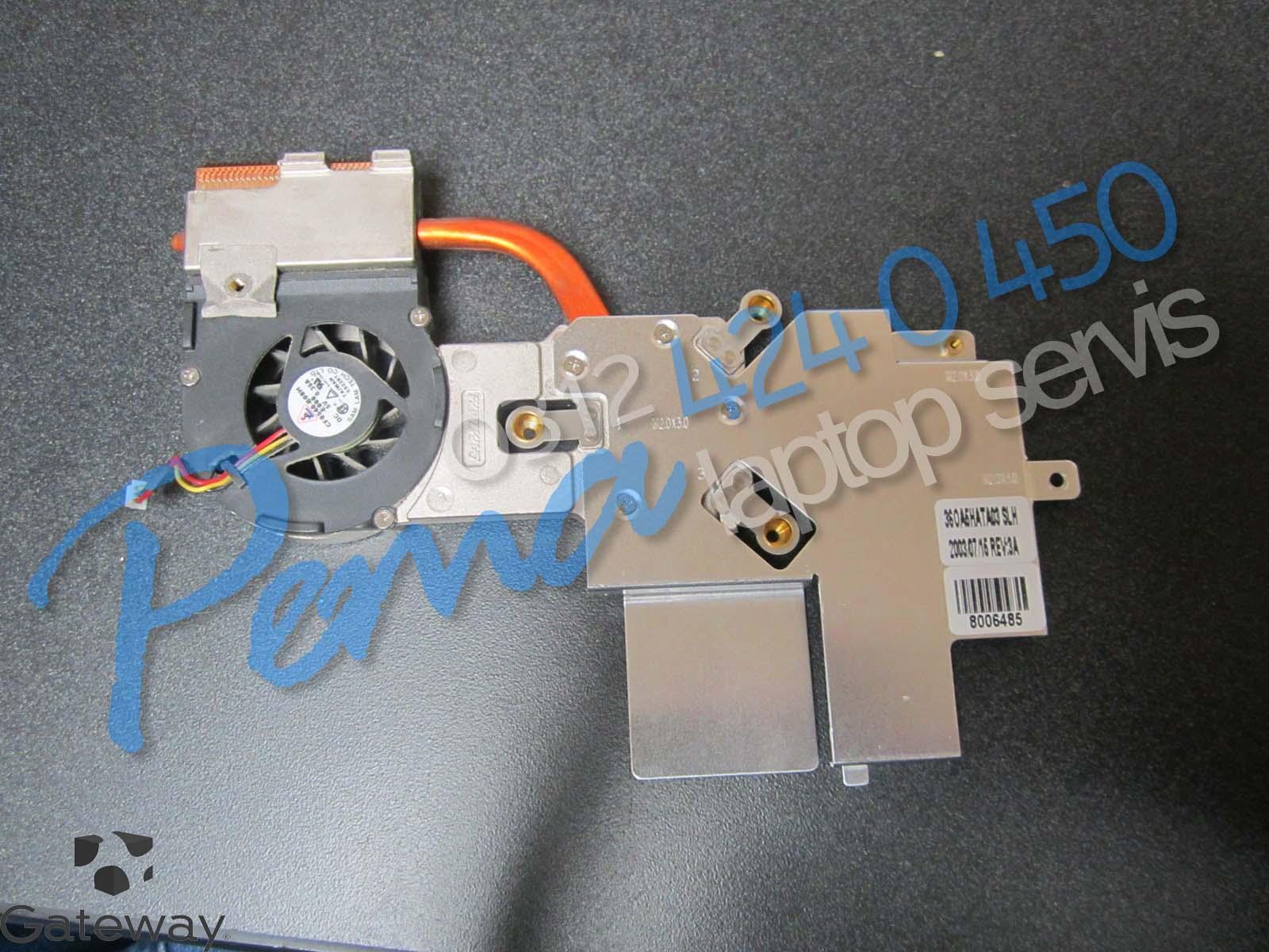 Gateway M305 fan