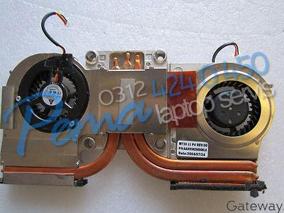 Gateway M520 fan