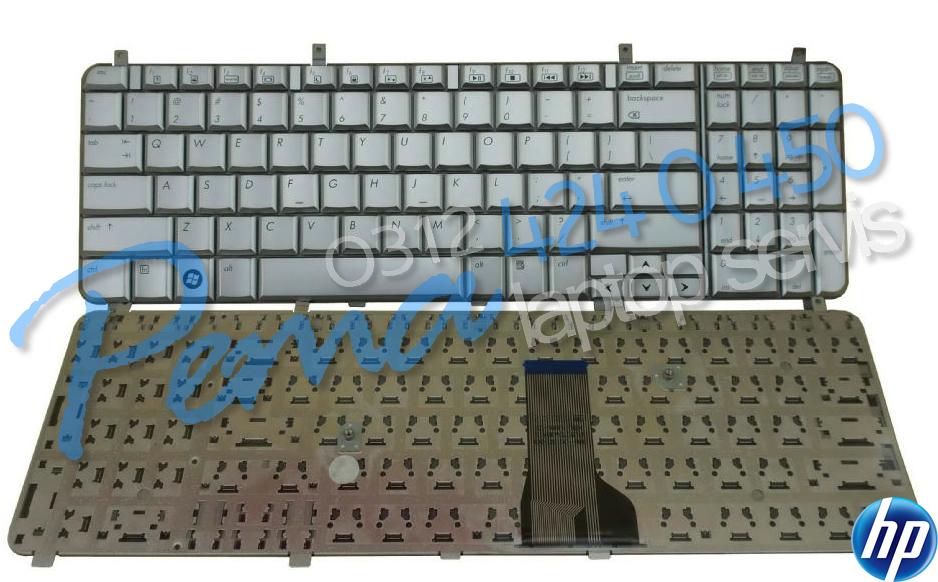Hp Hdx X16 klavye