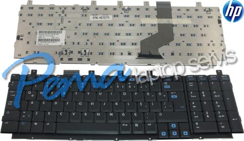 Hp Pavilion dv8000 klavye