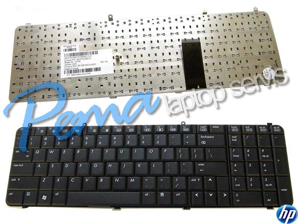 Hp Pavilion dv9000 klavye