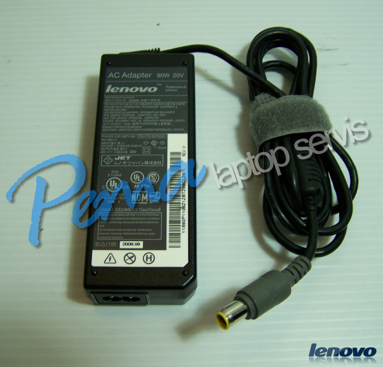 Lenovo 20v 4.5a 90w