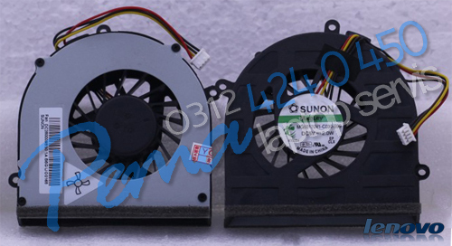 Lenovo G570GC fan