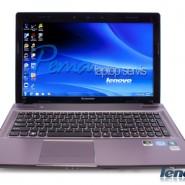 Lenovo IdeaPad Y570 Lcd Cover Alt Ve Üst Kasa