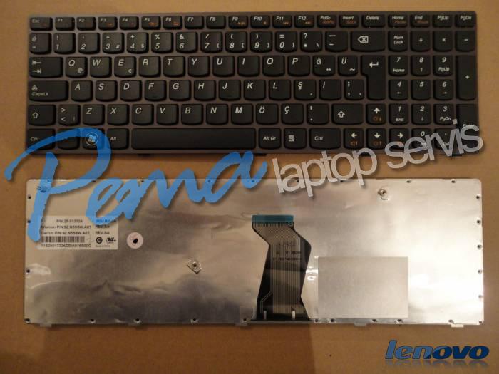 Lenovo IdeaPad Y570 klavye