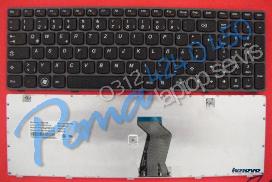 Lenovo IdeaPad Z575 klavye