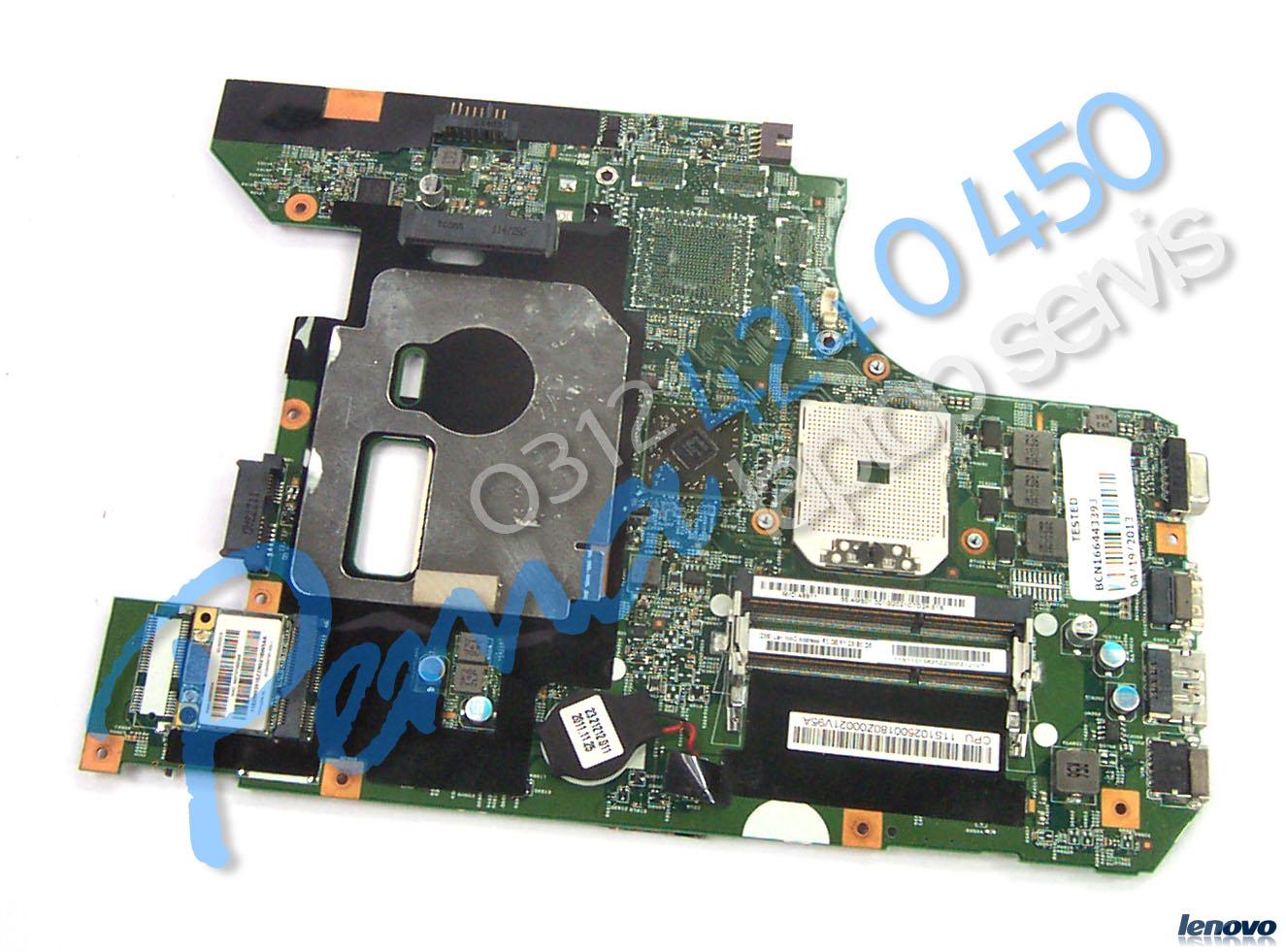 Lenovo IdeaPad Z575 nakart