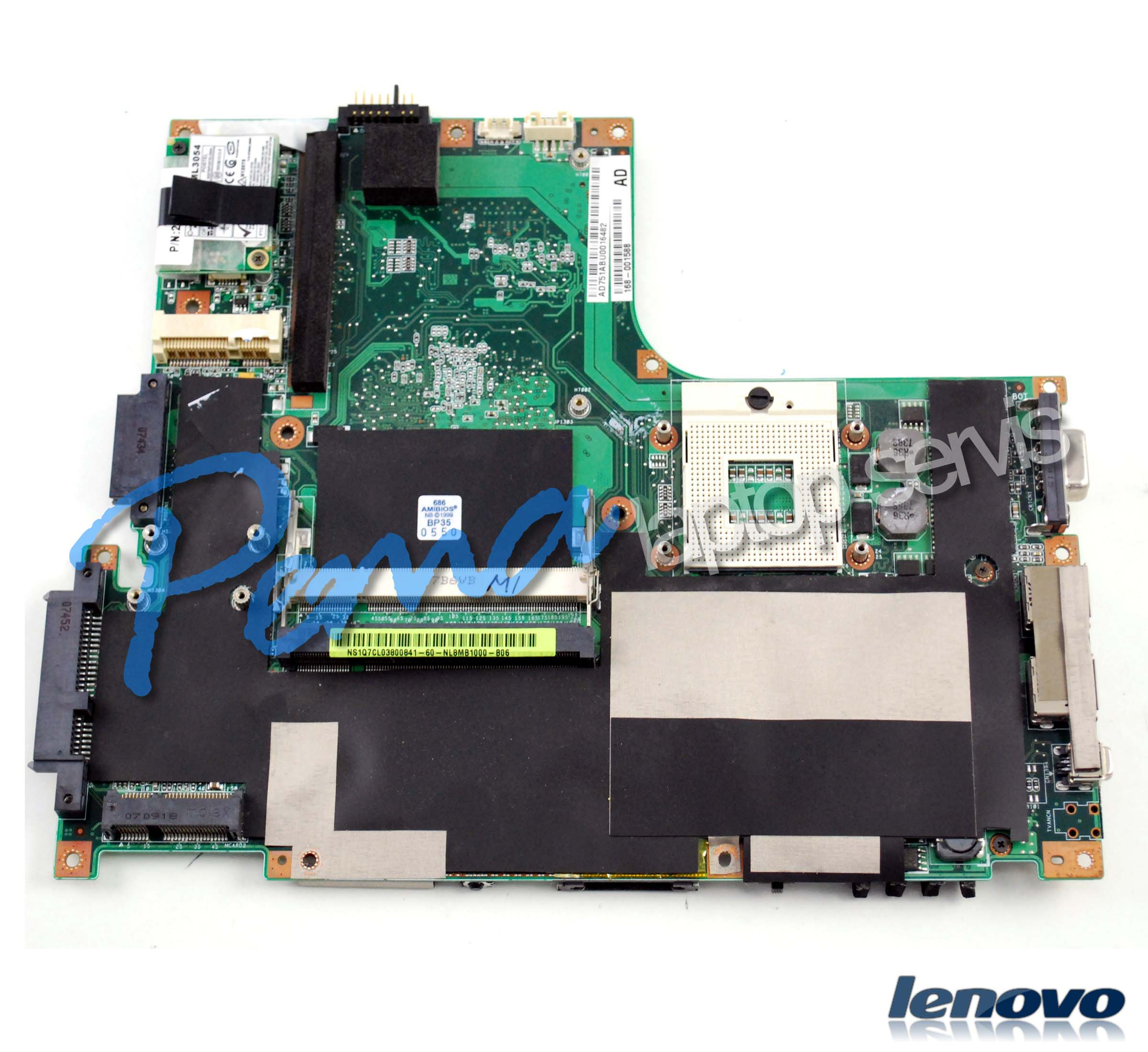 Lenovo Ideapad Y510 anakart