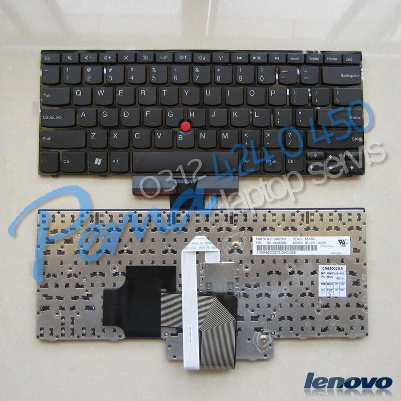 Lenovo Thınkpad E320 klavye