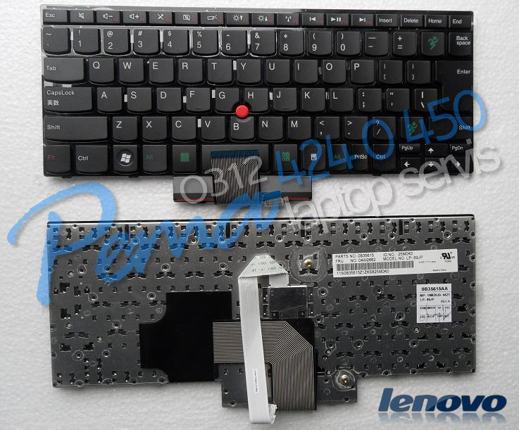 Lenovo ThinkPad E420S klavye
