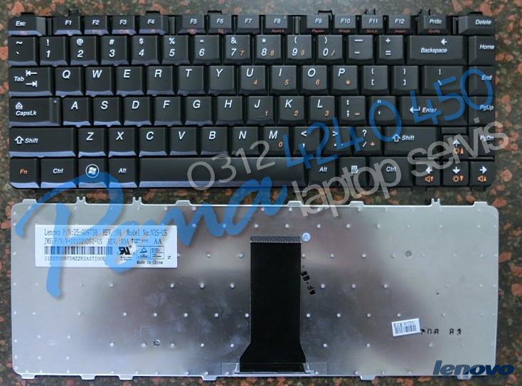 Lenovo Y550 klavye