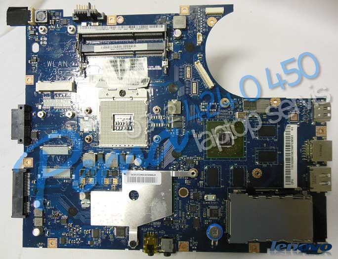 Lenovo Y550P Anakart