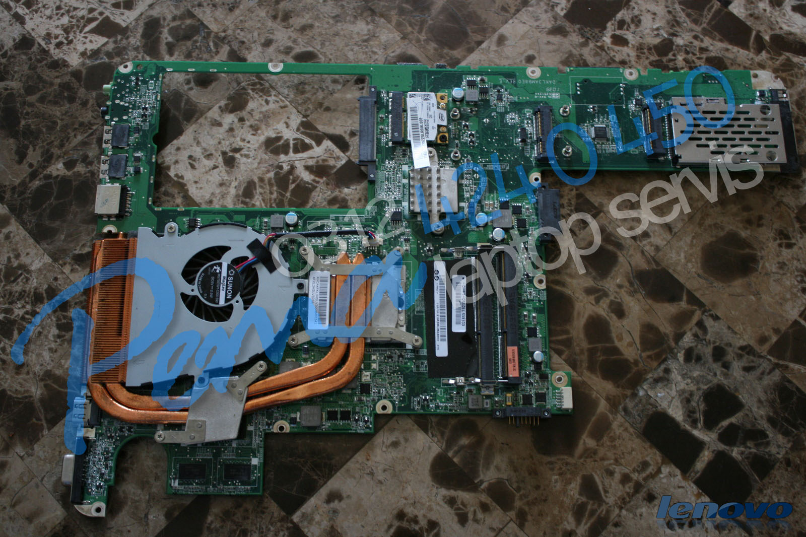 Lenovo Y560 anakart