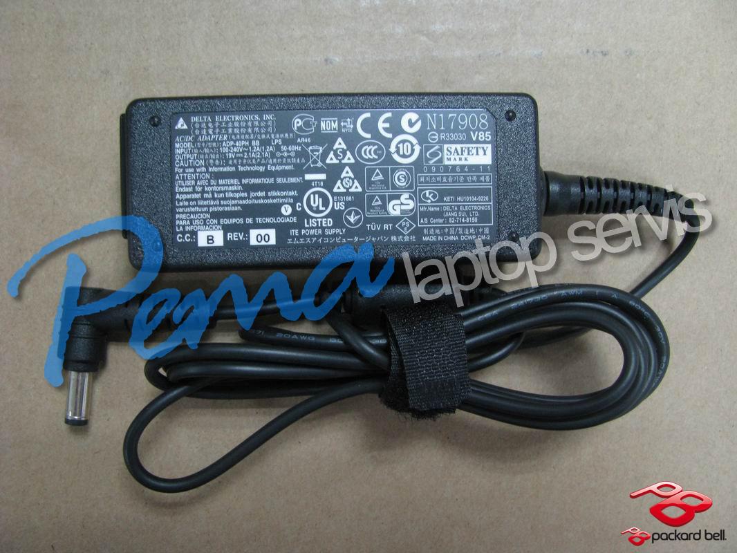 Packard Bell 19v 2.1a 40w