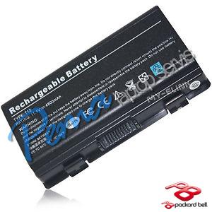 Packard Bell Easynote Mx52 batarya