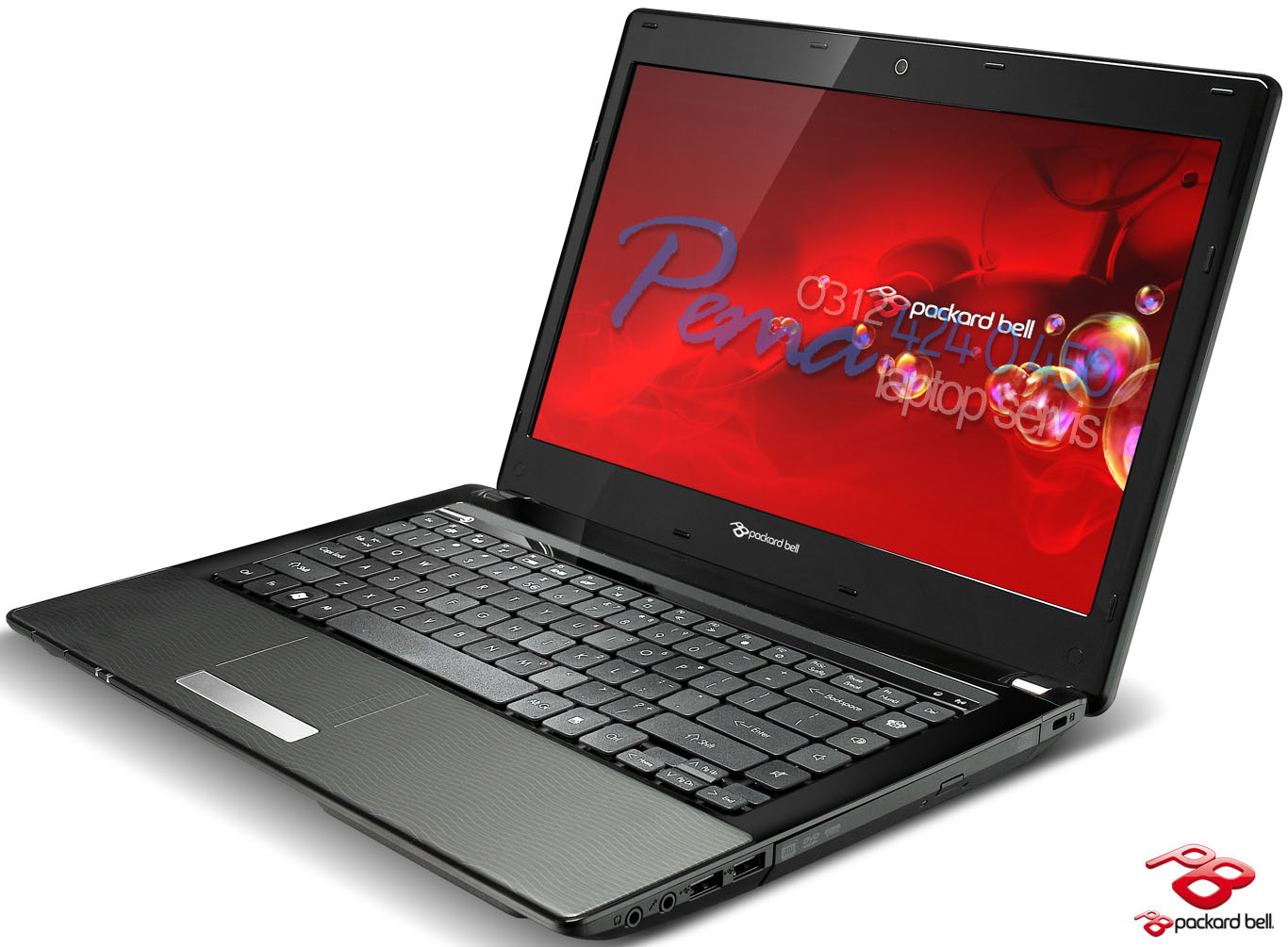 Packard Bell Easynote Nm85