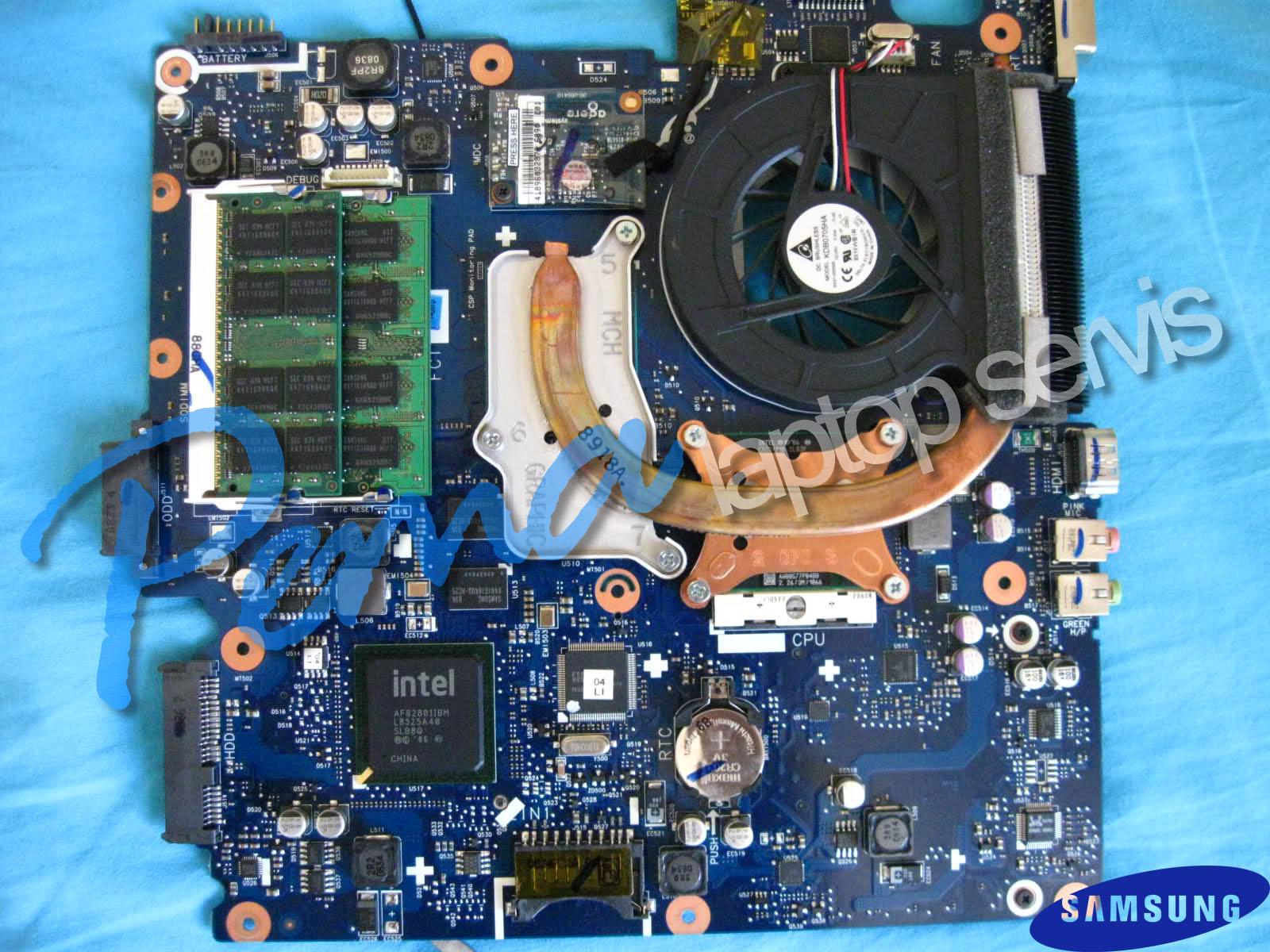 SAMSUNG NP-R508-DA01TR NP-R508-DS01TR ANAKART