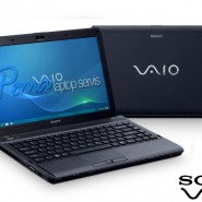 Sony Vaio Vpcs115fg/G Lcd Cover Alt Ve Üst Kasa
