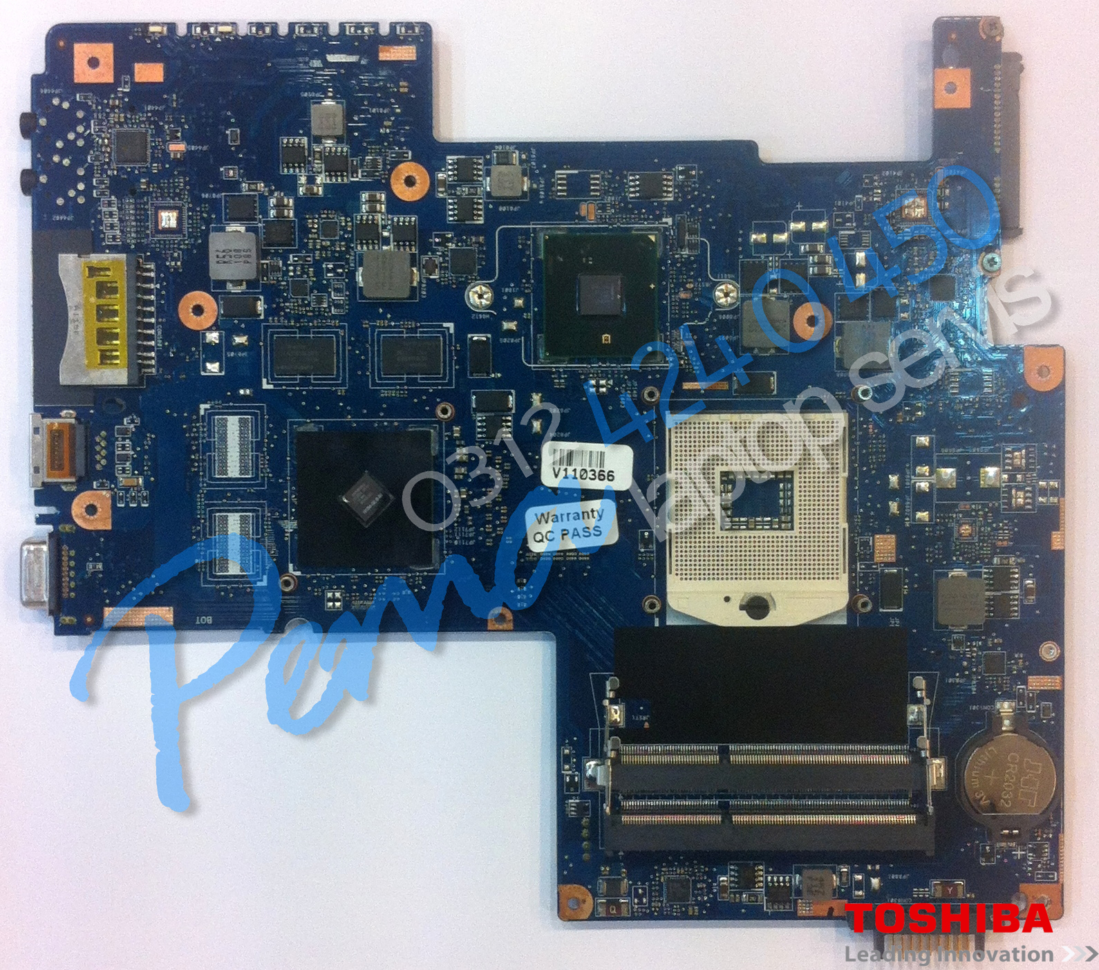 Toshiba C675 anakart