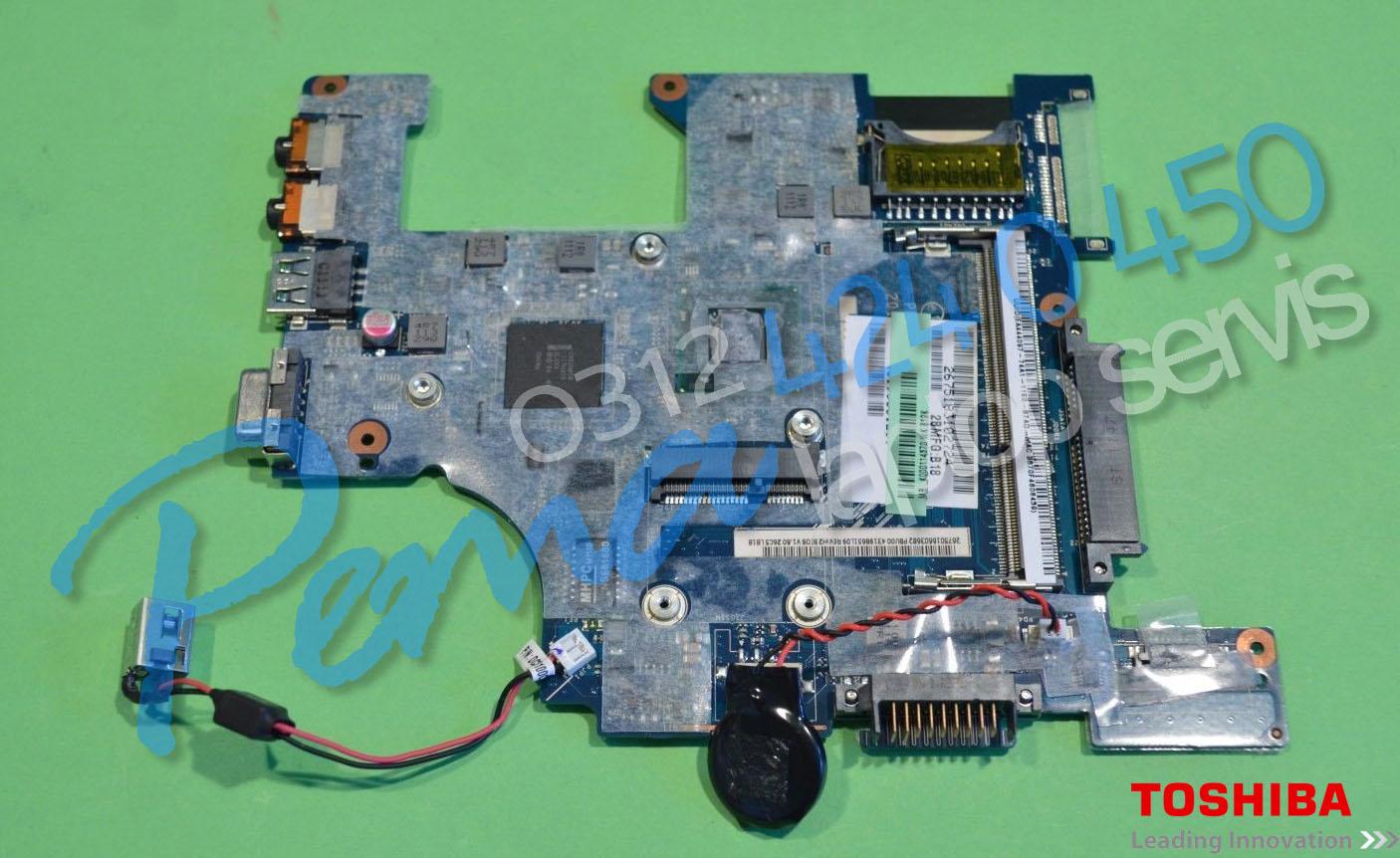 Toshiba NB500 Anakart