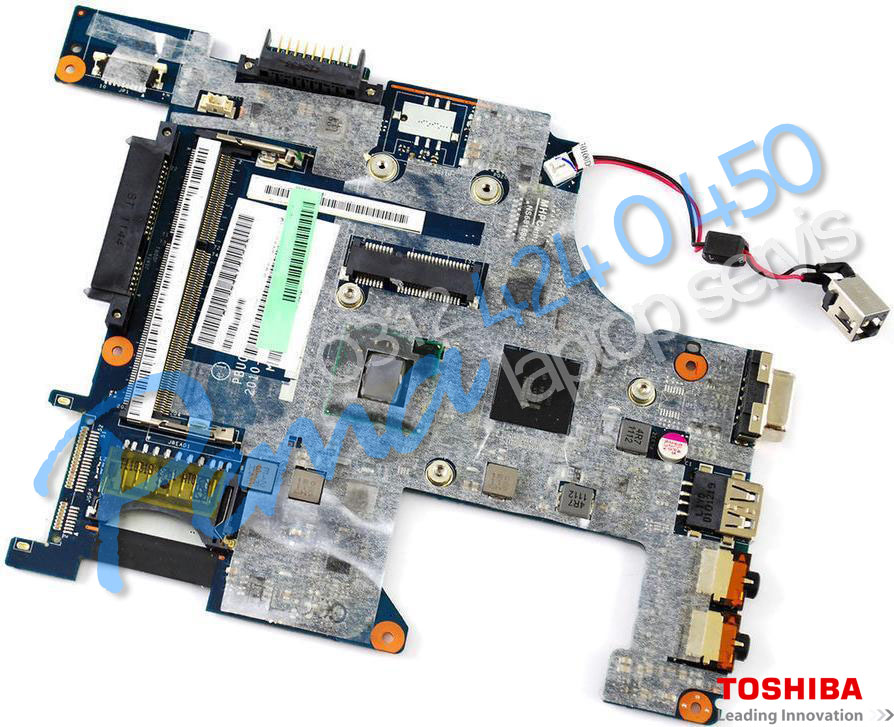 Toshiba NB520 Anakart